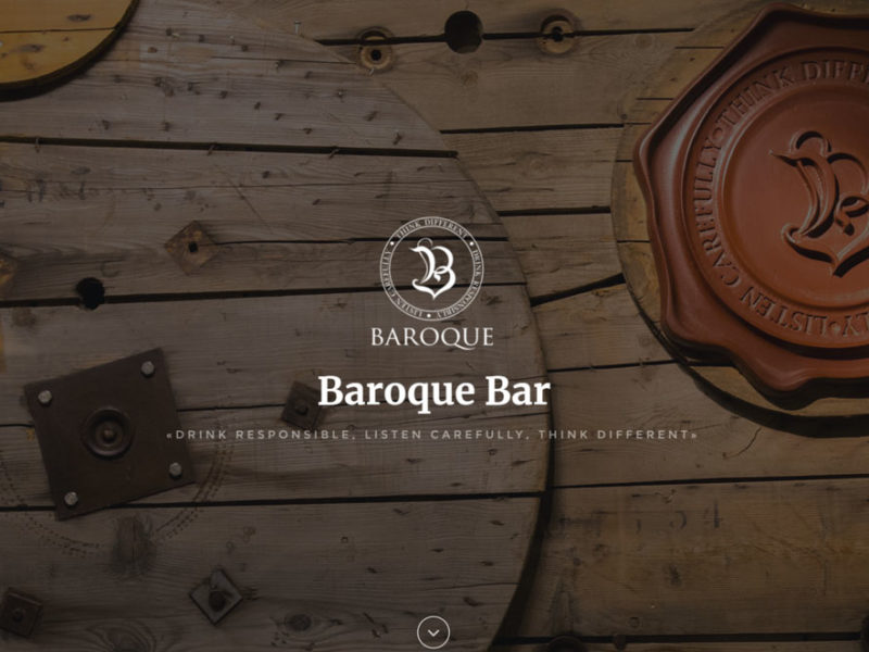 INDEVIN Καλαμάτα - Κατασκευή ιστοσελίδων - Video - Φωτογράφιση - Baroque.gr website