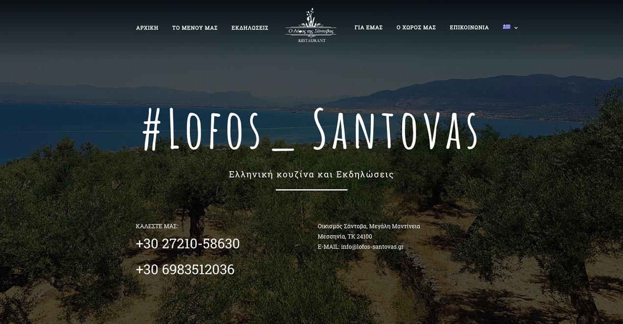 Indevin creative agency – Websites - Virtual Tours - Lofos Santovas