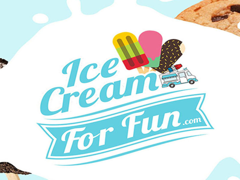 Indevin creative agency - Websites - Ice Cream for Fun
