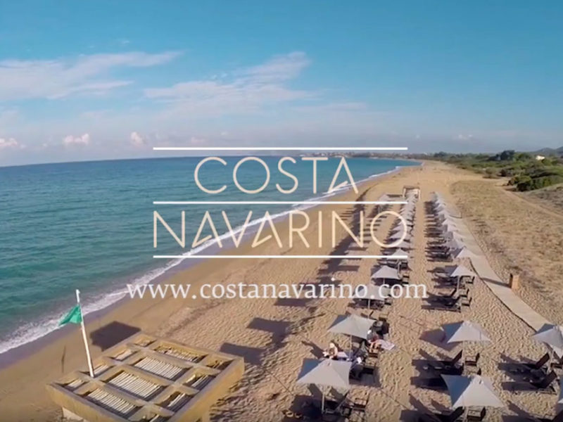 Indevin creative agency - Video - Costa Navarino - Sports & Activities