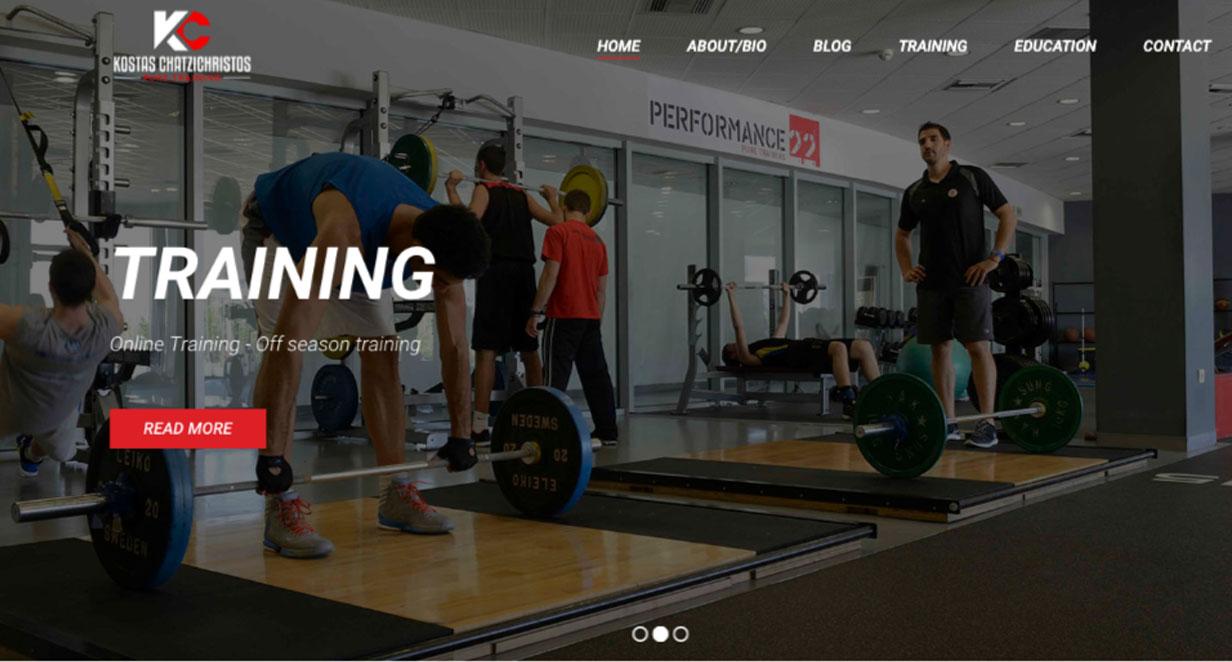 Indevin creative agency – Websites – Kostas Chatzichristos